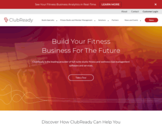 lifeprotrainers.clubready.com screenshot