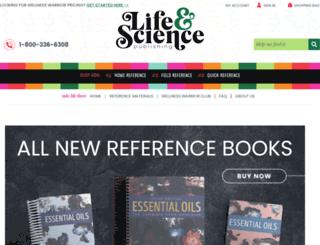 lifesciencepublishers.com screenshot