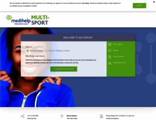 lifestages.medihelp.co.za screenshot