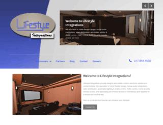lifestyleintegrations.com screenshot
