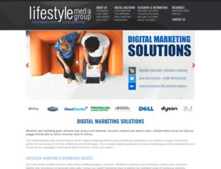 lifestylemediagroup.co.uk screenshot