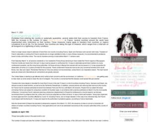 lifesweetlifeblog.com screenshot