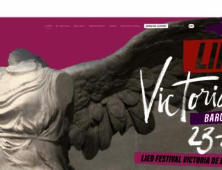 lifevictoria.com screenshot