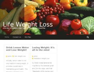 lifeweightloss.com screenshot