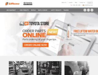 liftow.com screenshot