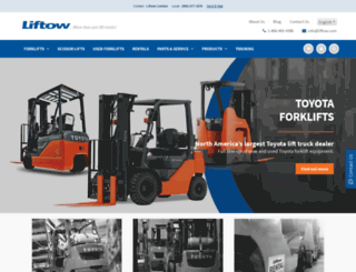 liftow.rtrk.ca screenshot
