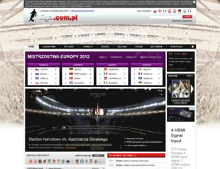 liga.com.pl screenshot