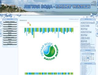 light-water.ucoz.ru screenshot