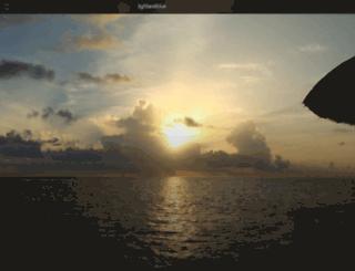 lightandblue.de screenshot