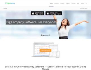 lightarrow.com screenshot
