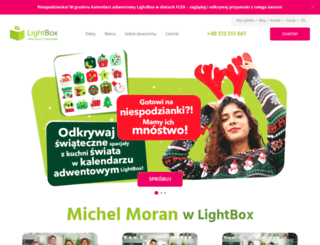 lightbox.pl screenshot