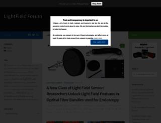 lightfield-forum.com screenshot