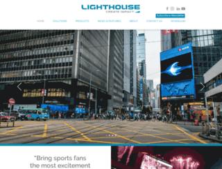lighthouse-tech.com screenshot