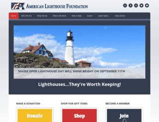 lighthousefoundation.org screenshot