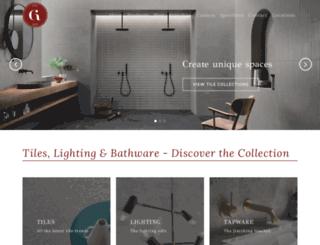 lightingandceramics.com.au screenshot