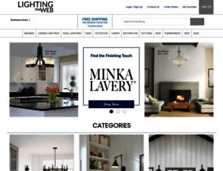 lightingtheweb.com screenshot