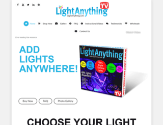 lightmyboard.com screenshot