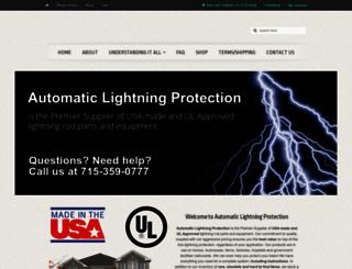 lightningrod.com screenshot