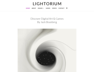 lightorium.com screenshot