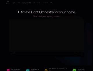 lightpack.tv screenshot