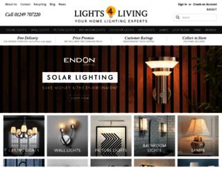 lights4living.com screenshot