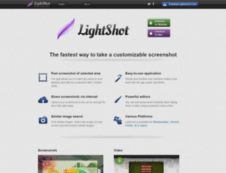 lightshot.co screenshot