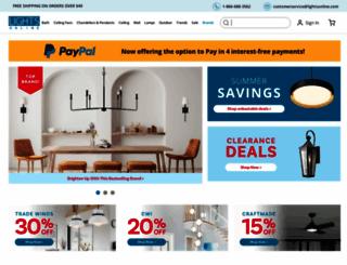lightsonline.com screenshot