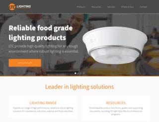 lighttc.com.au screenshot