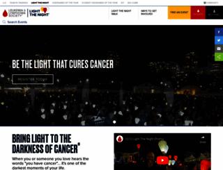 lightthenight.org screenshot