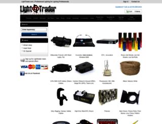 lighttrader.com screenshot