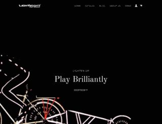 lightweights.com screenshot