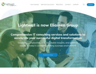 lightwellinc.com screenshot