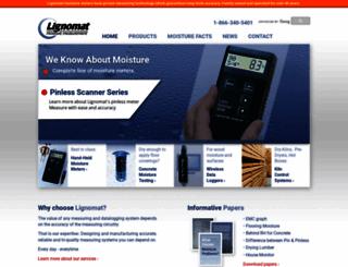 lignomatusa.com screenshot
