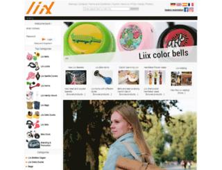 liix.net screenshot