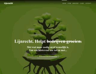 lijnrecht.nl screenshot