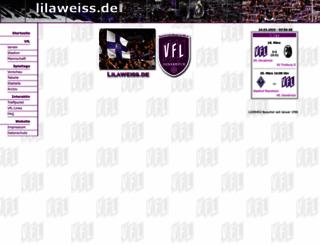 lilaweiss.de screenshot