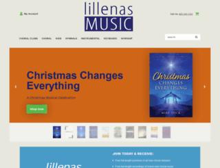 lillenas.com screenshot