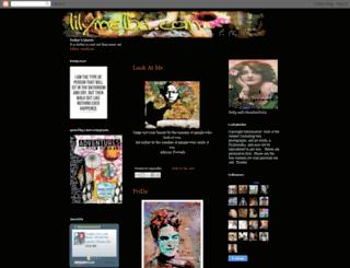 lilymelba.blogspot.com screenshot