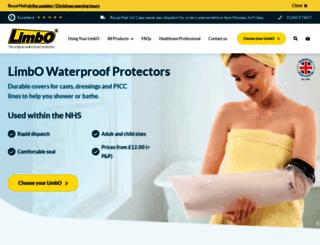 limboproducts.com screenshot