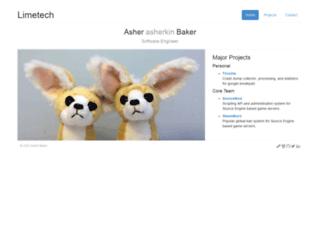limetech.org screenshot