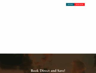 limetreebayresort.com screenshot