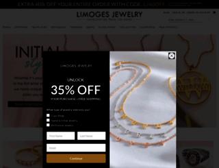 limogesjewelry.com screenshot