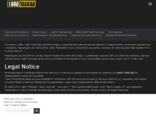 limoheadquarters.com screenshot