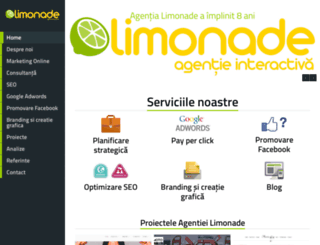 limonade.ro screenshot