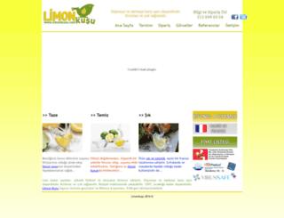 limonkusu.com screenshot