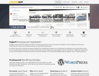 limonwp.com screenshot