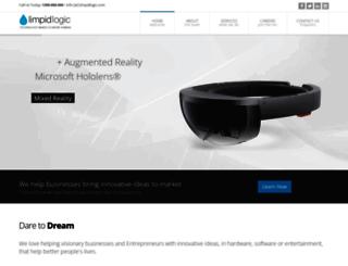 limpidlogic.com screenshot
