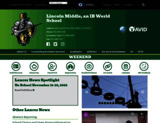 lin.psdschools.org screenshot