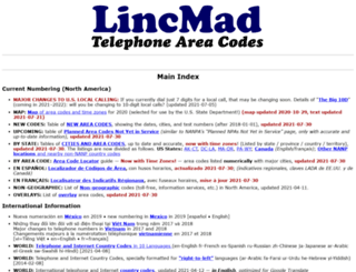 lincmad.com screenshot
