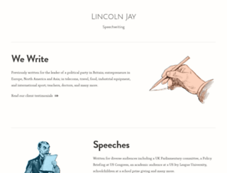 lincolnjay.com screenshot